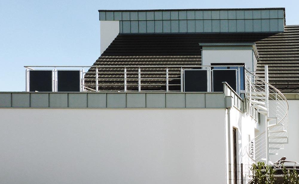 Balkonbau Metallbau Referenz