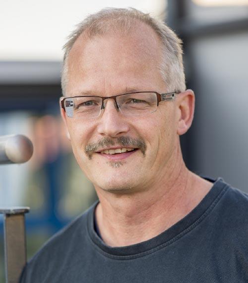 André Ehrhardt, Montageleitung, Bauer Tore Team