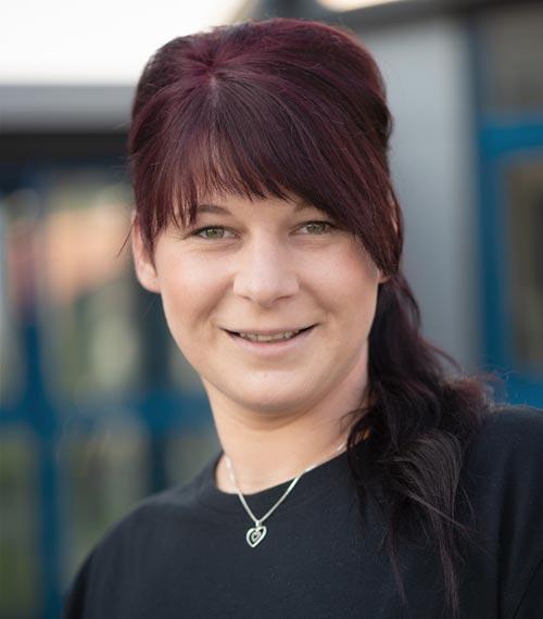 Susanne Uhlig, Auftragsbearbeitung, Bauer Tore Team