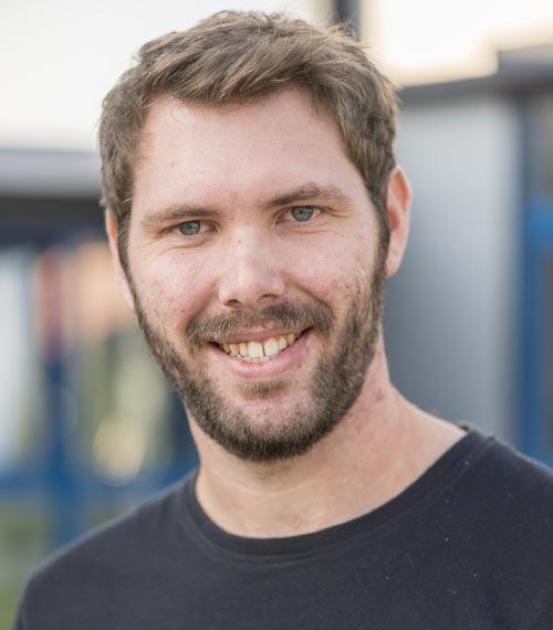 Fabian Voit, Verkauf / Innendienst, Bauer Tore Team
