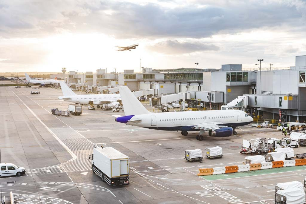 Flughäfen Brandschutztüren