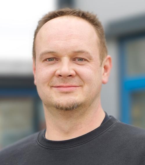 Portraitbild, Tobias Immig, Geschäftsleitung