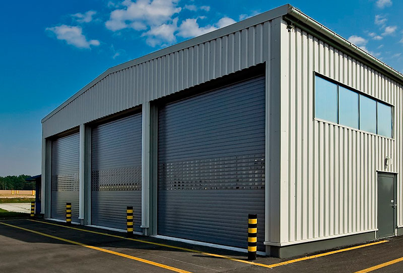 Bauer Rolltore für Industrie, Handel und Gewerbe