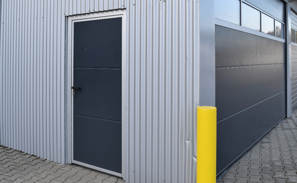 Bauer Tore – Nebentür für die Garage